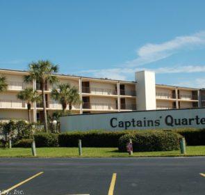 Captians Quarters Condo