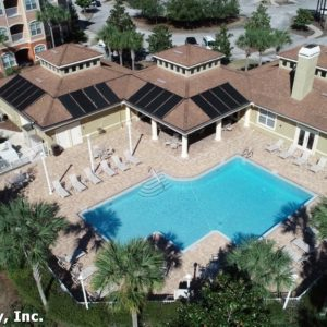 Old Town Villages Condo Pool
