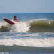 VILANO BEACH SURFING