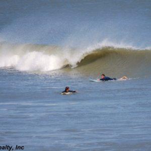 Crescent Beach Surfing