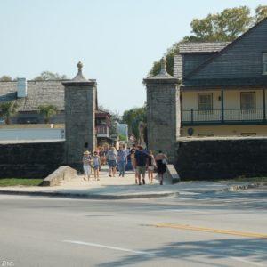 St. Augustine City Gates