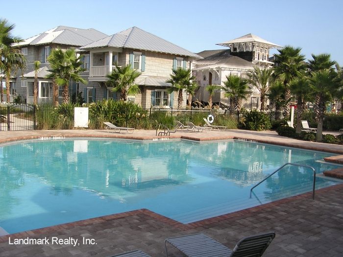 Picture of the community pool at Sea Colony St. Augustine Beach