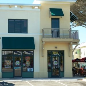 Town Center Seagrove Homes St. Augustine