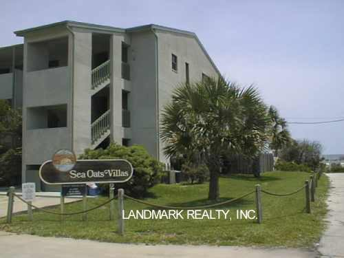 Sea Oats Condo For Sale