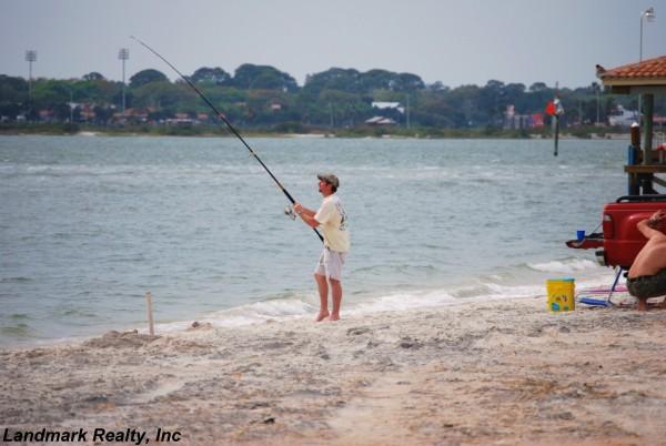 Florida fishingSt. Augustine