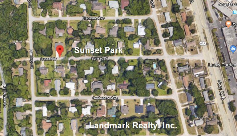 Sunset Park St. Augustine Beach FL