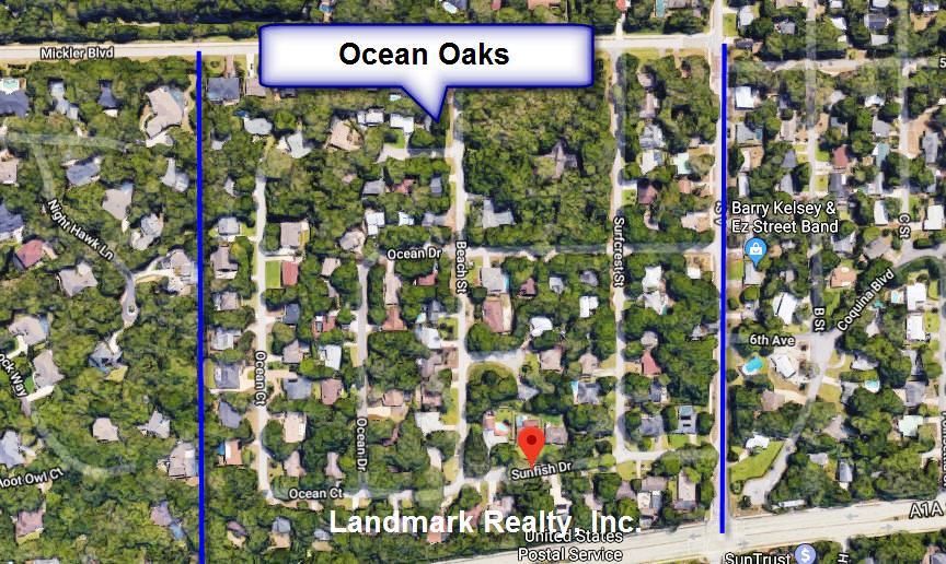 Ocean Oaks St. Augustine Beach