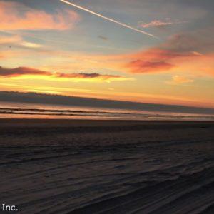 Sunrise Anastasia Island