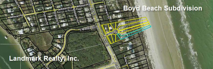 Boyd Beach Subdivision