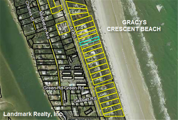 Gracys Crescent Beach