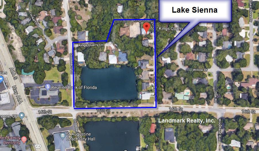 Lake Sienna