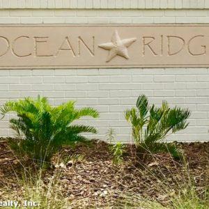 Ocean Ridge St. Augustine Beach