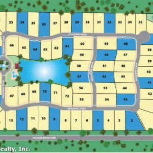 Ocean Ridge site plan